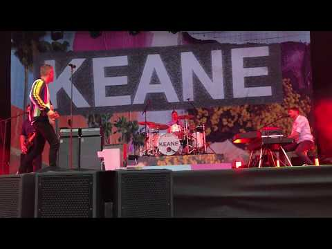 Keane - The Lovers Are Losing @ Hello Festival 2019
