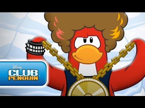 Puffle Party (Gotta Have a Wingman) (Club Penguin Oficial)