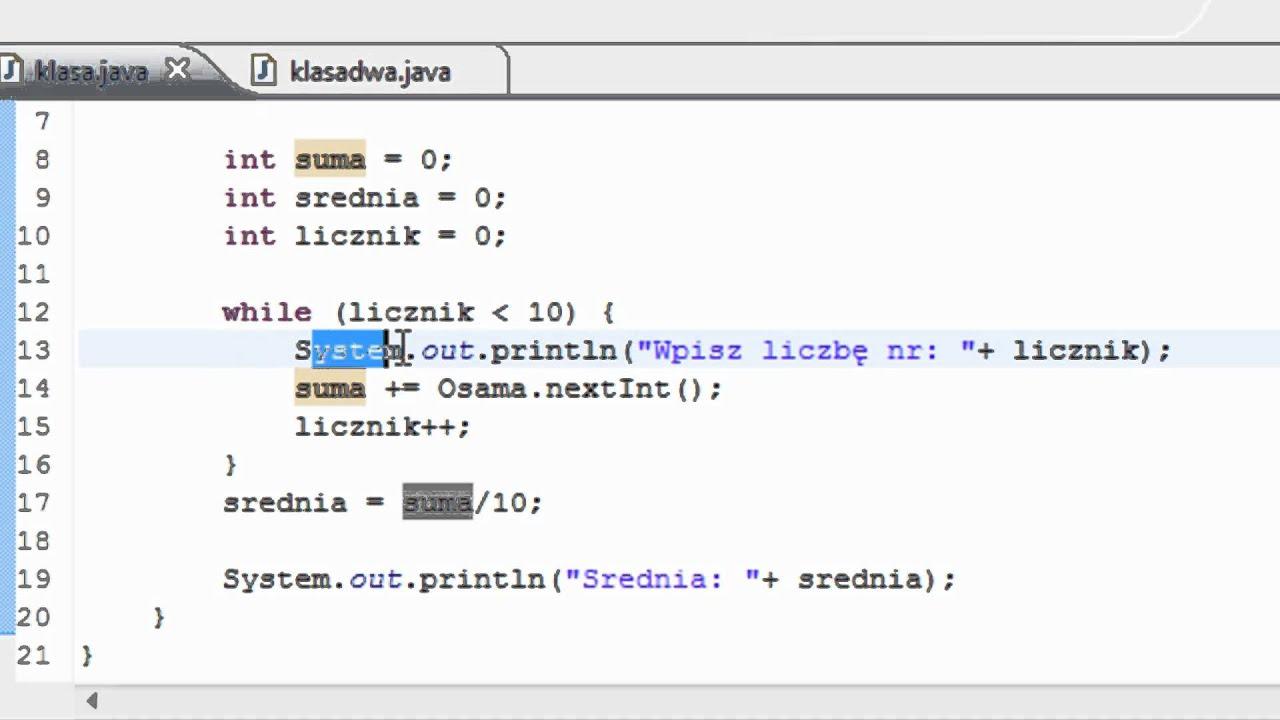 Java Kurs Gratis