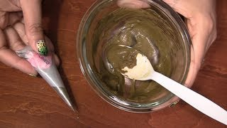 How To Make Perfect Henna Paste at Home & Fill Henna Cone