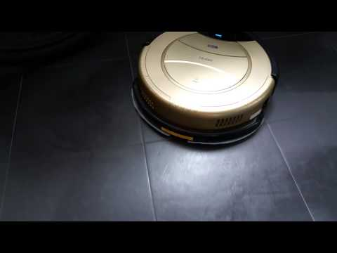 Vacuuming & mopping of Haier T320 / T32X