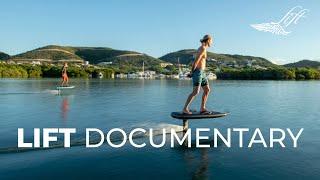 Lift Foils eFoil Documentary
