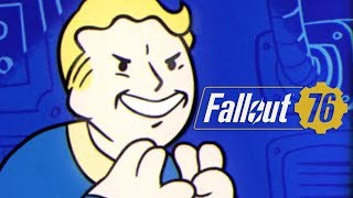 Fallout 76  - 'ATOMICS FOR PEACE' Official Trailer