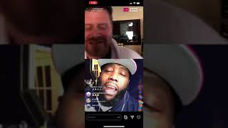 Killer Mike and Run the Jewels talk Coronavirus, Politics, and play a snippet on Instagram Live