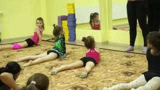 Художественная гимнастика   открытый урок