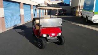 custom 1999 ezgo txt golf cart build by apex golf carts in o