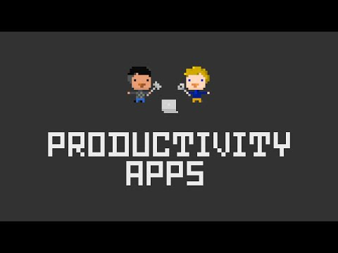 Totally Tooling Tips: Productivity Apps (S1, Ep6)