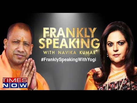 Frankly Speaking With Yogi Adityanath | Full Interview