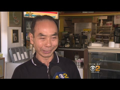 AJ - Good News: Community Rallies For Donut Shop Owner