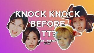 TWICE (트와이스) - TT and KNOCK KNOCK MV PLOT / THEORY