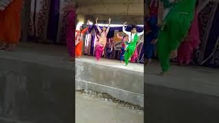 Dance performance by 8th (angreji wali madam) class girls
