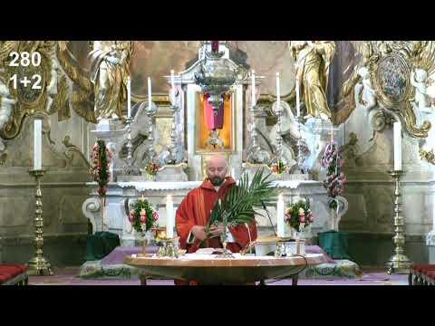Heilige Messe am Palmsonntag, 05.04.2020