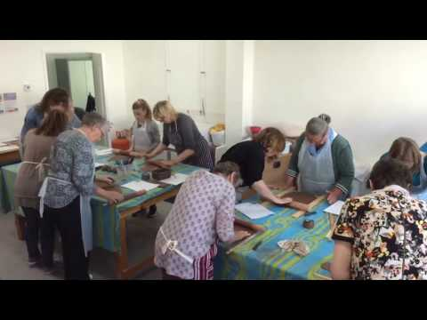 Crafts Council Hey Clay at Eastbourne Studio Pottery 8th April 2017