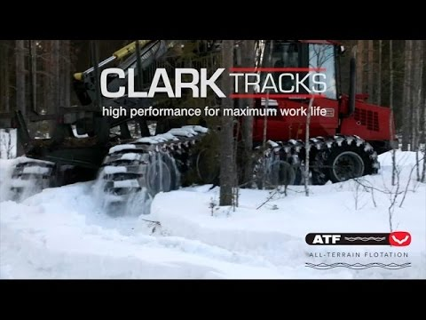 Clark Tracks ATF - kokemuksia metsästä