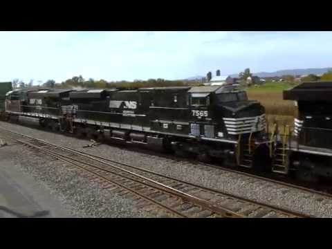 how to become a conductor for norfolk southern