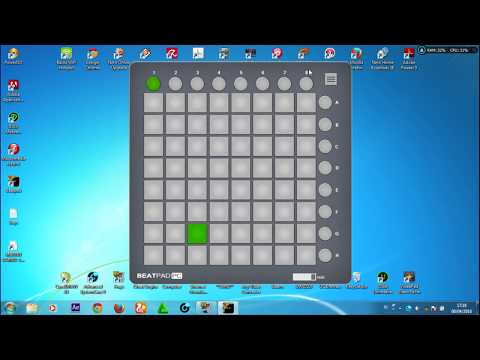 Martin Garrix Animals Beatpad 64x