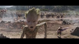 groot lifts stormbreaker
