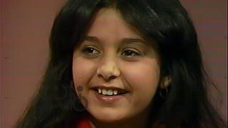 بالفيديو.. صابرين تقلد وردة في طفولتها - E3lam.Org