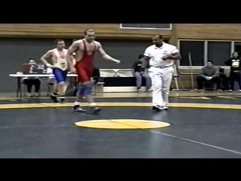 2001 Dual Meet: 72 kg Scott Kaminsky (UofS) vs. Jens Reuter (UofA)