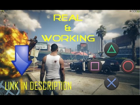 gta 5 android apk download droidpost