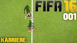FIFA 16 KARRIERE (SEASON 1) #001: Neues Jahr, neuer Verein «» Let