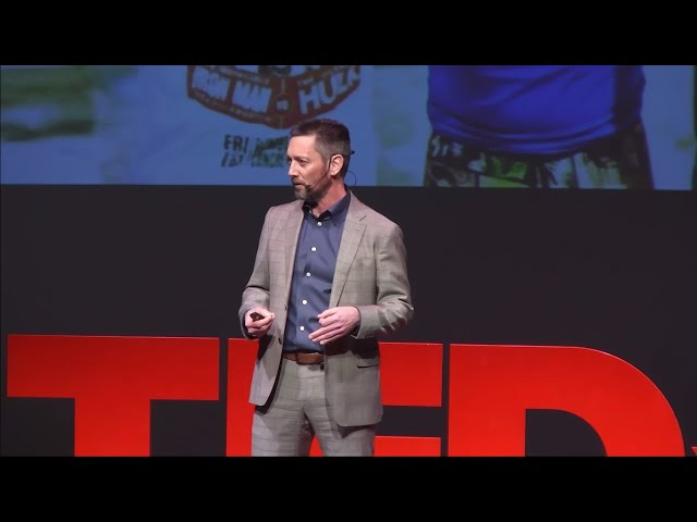 Redefining Badass: The Way We Think About Strong is Wrong | Mike Cameron | TEDxUAlberta