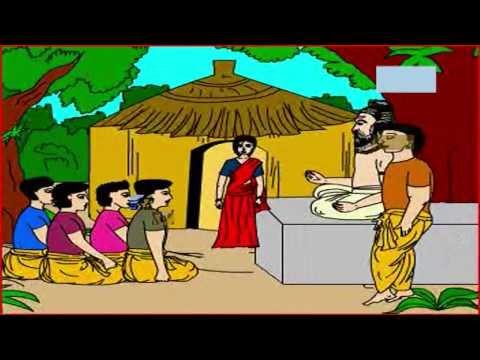 Jataka Stories - Wisdom Test | Part - 3
