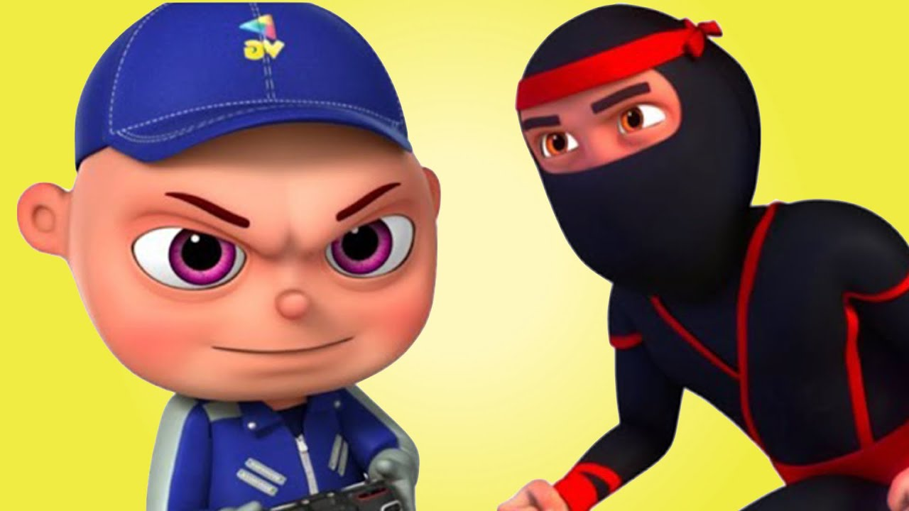 Catching Thief And More Police & Thief Episodes | Zool Babies Series |Cartoon Animation For Children