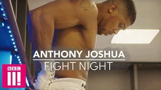 Download Anthony Joshua's Final Hours Of Fight Night Mp3 and Videos