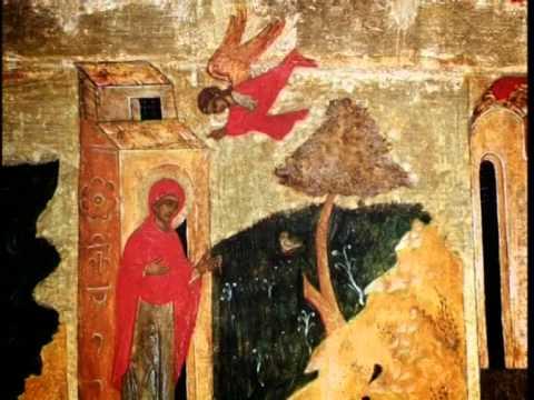 """Рождество Пресвятой Девы Марии. Введение — Закон Божий. Телеканал """"Радость моя"""""""