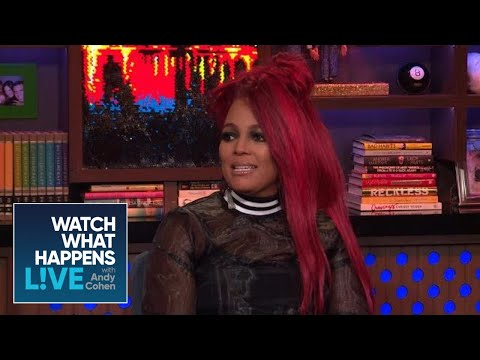 Queen Latifah Said Kim Fields Was Restraining Herself On Real Housewives of Atlanta?  RHOA  WWHL