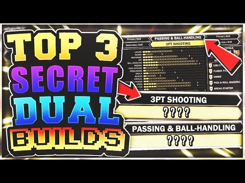 MUST WATCH! TOP 3 DUAL ARCHETYPE BUILDS FOR PRELUDE IN NBA 2K18 IF...