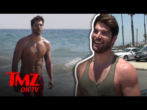 Nick Bateman Could Play Gambit in An X-Men Movie | TMZ TV