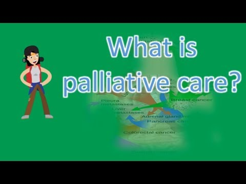 What is palliative care ? |Find Health Questions | Best Health TIPS