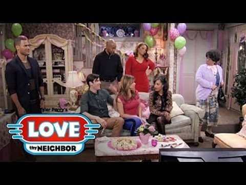 Preview: You Know Hattie's Packin'! | Tyler Perry's Love Thy Neighbor | Oprah Winfrey Network