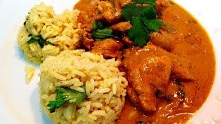 CÓMO HACER POLLO TIKKA MASALA   Chicken Tikka Masala   India Gastronomy   Belén RU