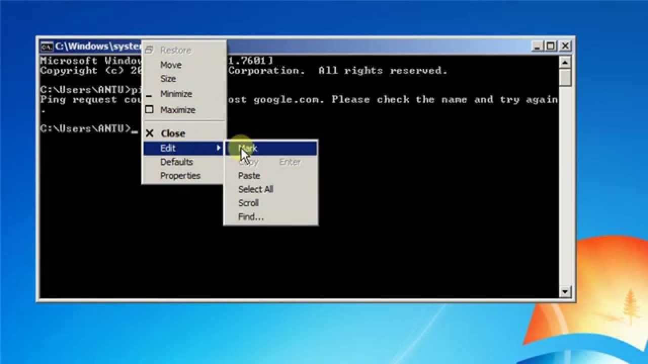 how to use copy command in cmd