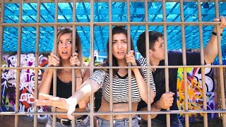 Stuck In A Cage At An Abandoned Zoo with TheGabbieShow WELCOME TO M...