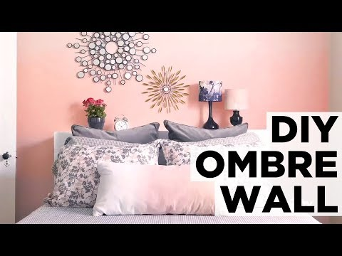 How to Create an Ombre Paint Treatment - HGTV