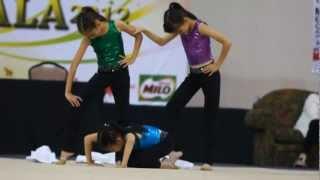 Pesta Gimnastik 2012