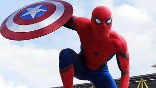 Ya Lili Ya Lila - يا ليلي ويا ليلا - Spider-Man / Captain America - Iron Man : Airport Battle Part 2