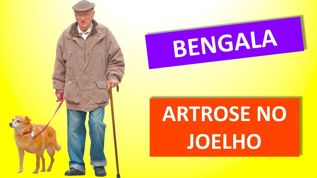 O uso da Bengala na Artrose de Joelho