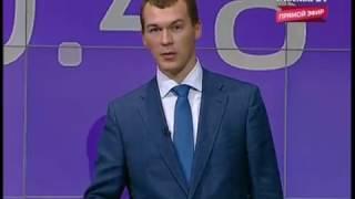 Смотреть видео Алексей Навальный. Дебаты на Москва-24 онлайн
