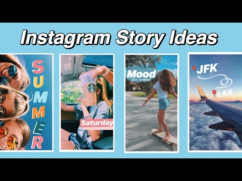 9 MORE Creative Ways To Edit Your Instagram Stories Using The Instagram App