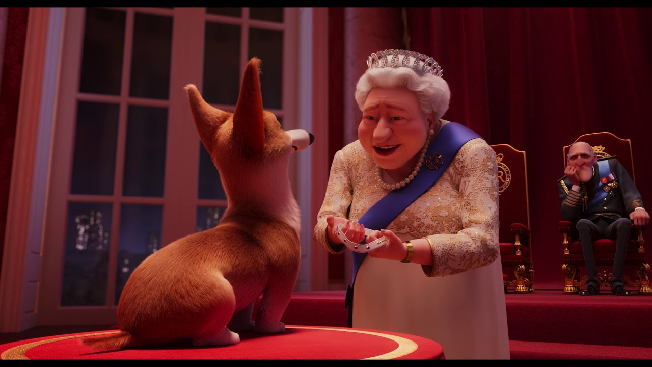 ROYAL CORGI Teaser 2