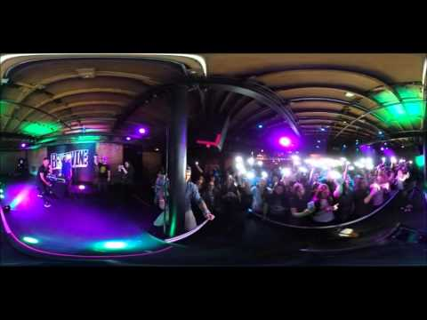 Bryce Vine In 360 Glamorama @ The Shelter - Lookloganlives