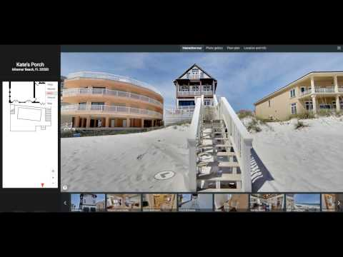 Real.Vision and Matterport Tour Demo