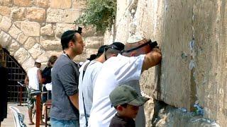 Єрусалим  ✡ Стіна Плачу