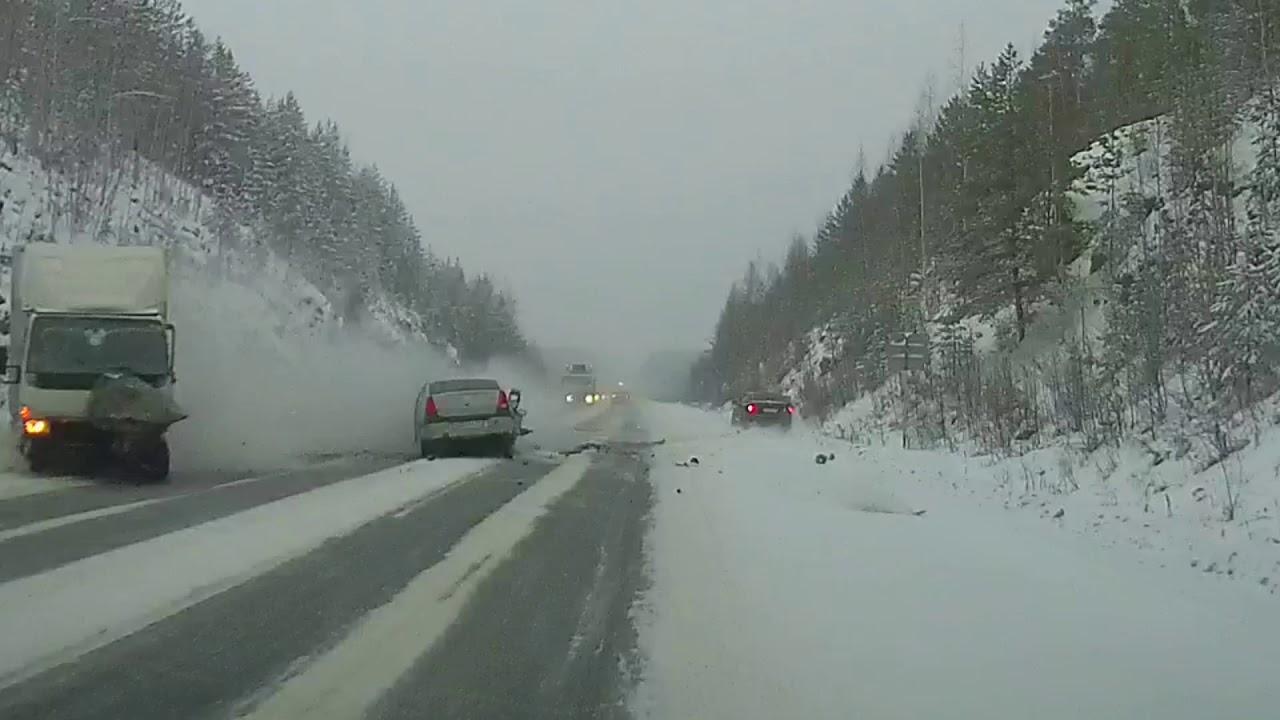 ДТП трасса Нижний Тагил - Серов