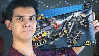 LEGO Batman УБИЙЦА КРОК и КОЛПАК - Набор На Обзор (76055)